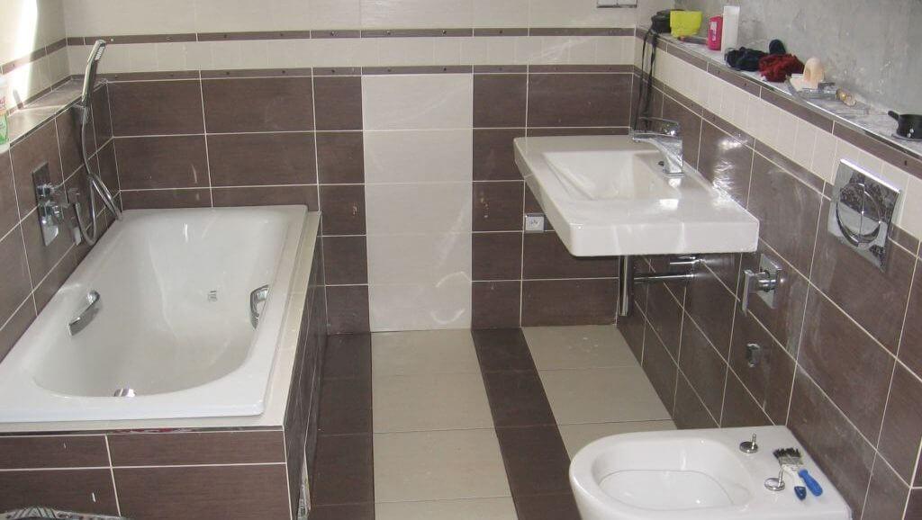 Designová koupelna Kateřinky